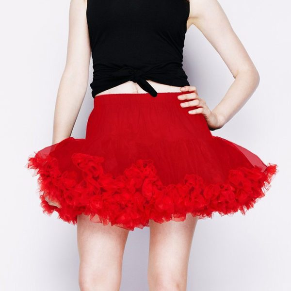 Tu Tu skirt Hell Bunny Red