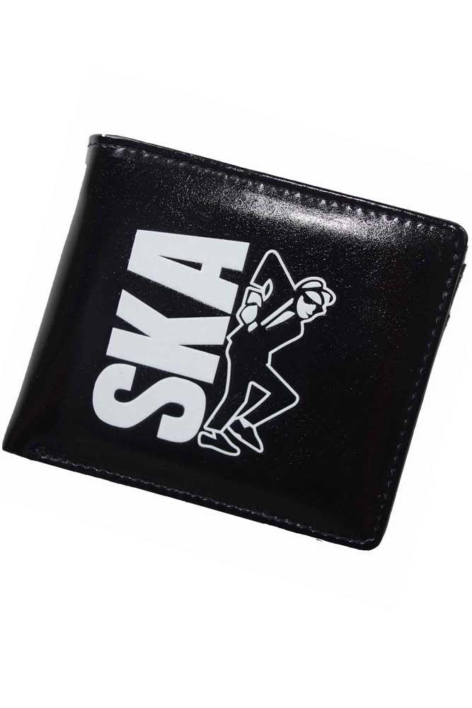 Wallet Ska Black