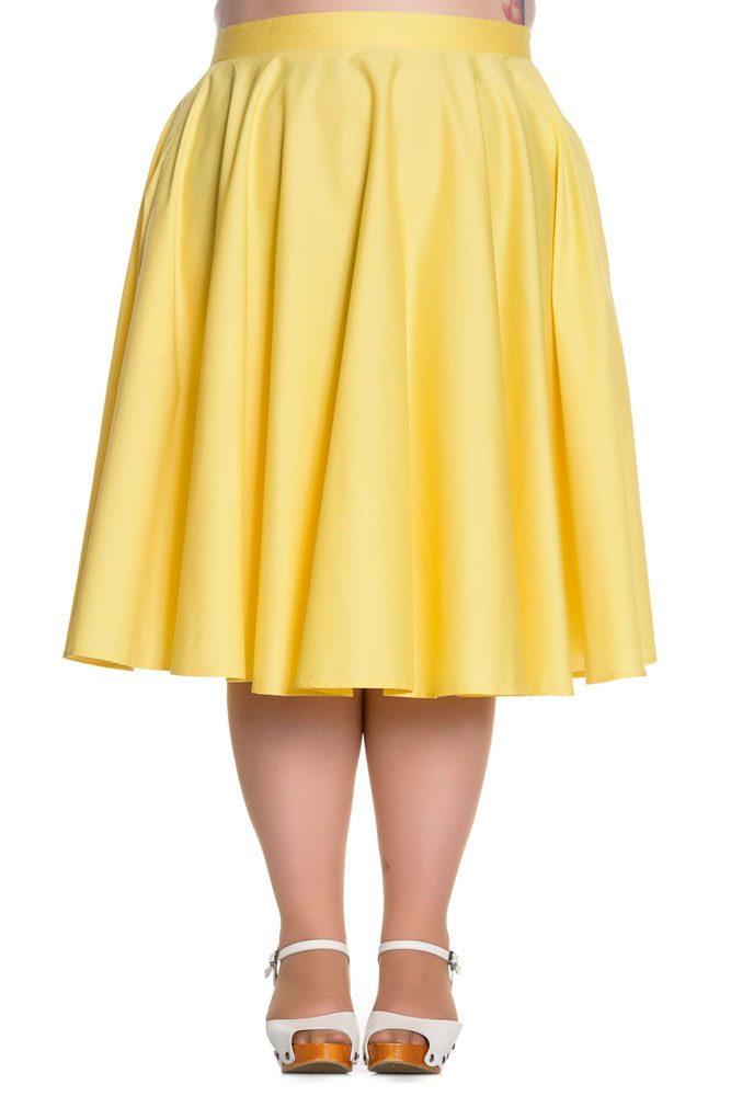 K 246 P Paulas 50 S Skirt Online Hos Shock Se Hell Bunny