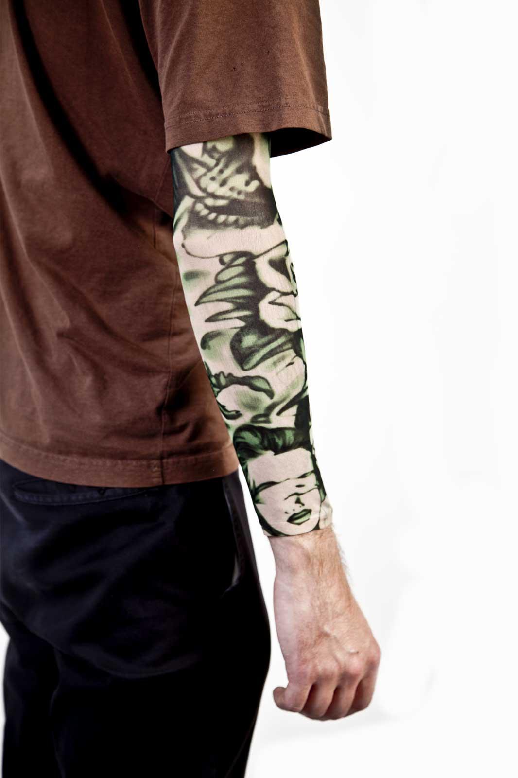 Tattoo Sleeves Sculls