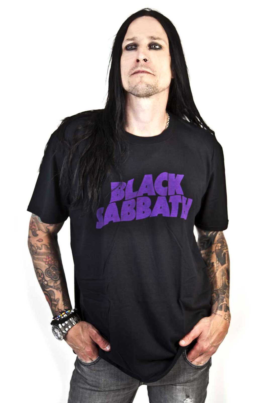 Tee Black Sabbath Logo
