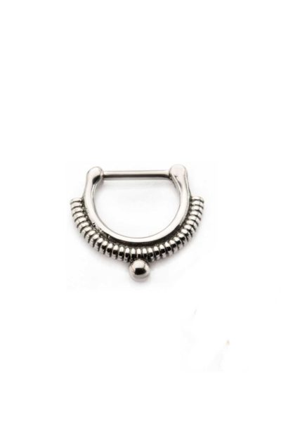 Wrapped Septum Clicker