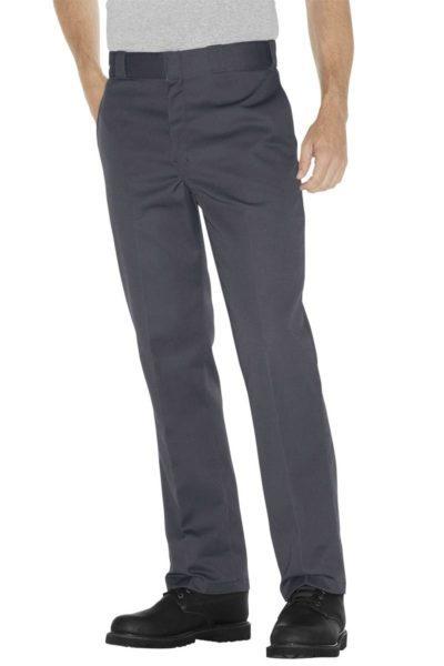 874 Work Pant Charcoal Grey Framsida