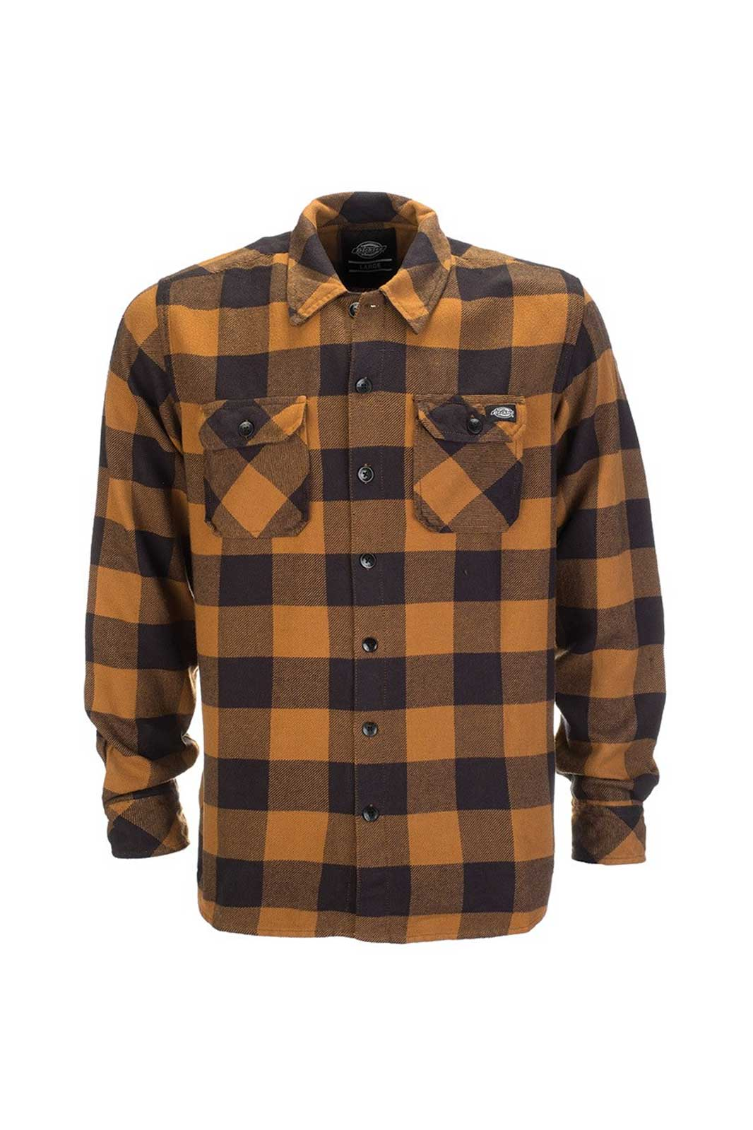 Sacramento Shirt Brown Duck