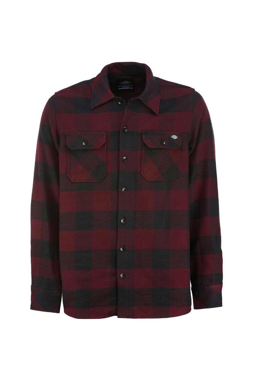 Sacramento Shirt Maroon