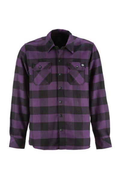 Sacramento Shirt Plum Purple