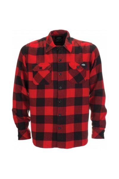 Sacramento Shirt Red