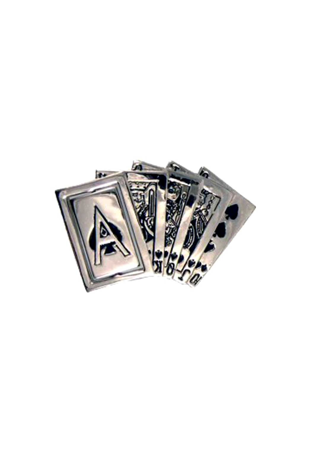 Cards Belt Buckle