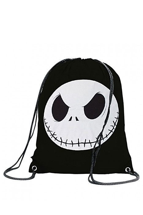 Sling Bag Jack Skellington
