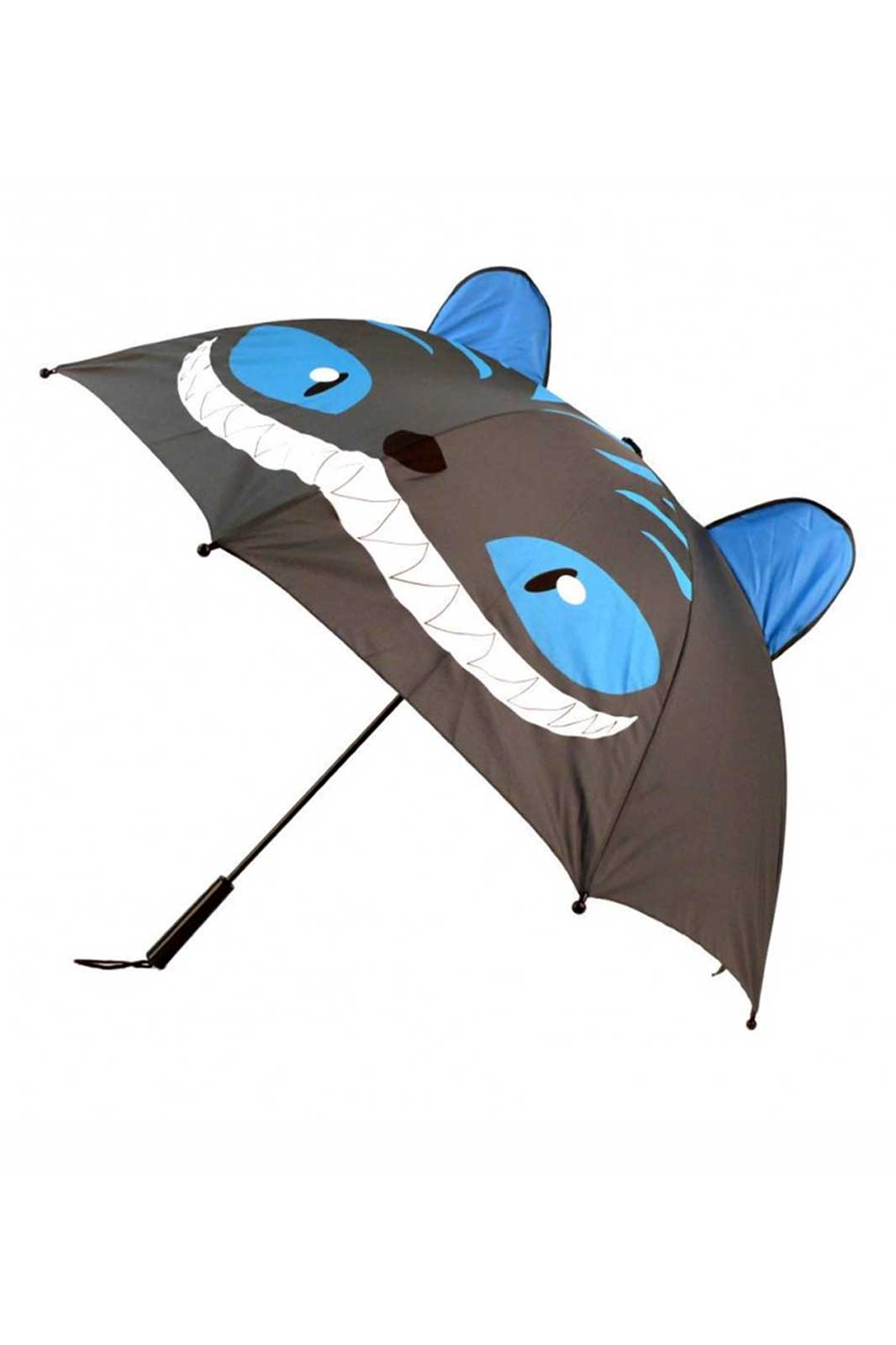 Blue Cat Umbrella