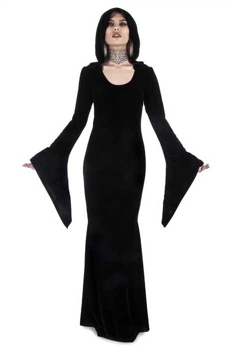 Hemlock Hooded Maxi Dress