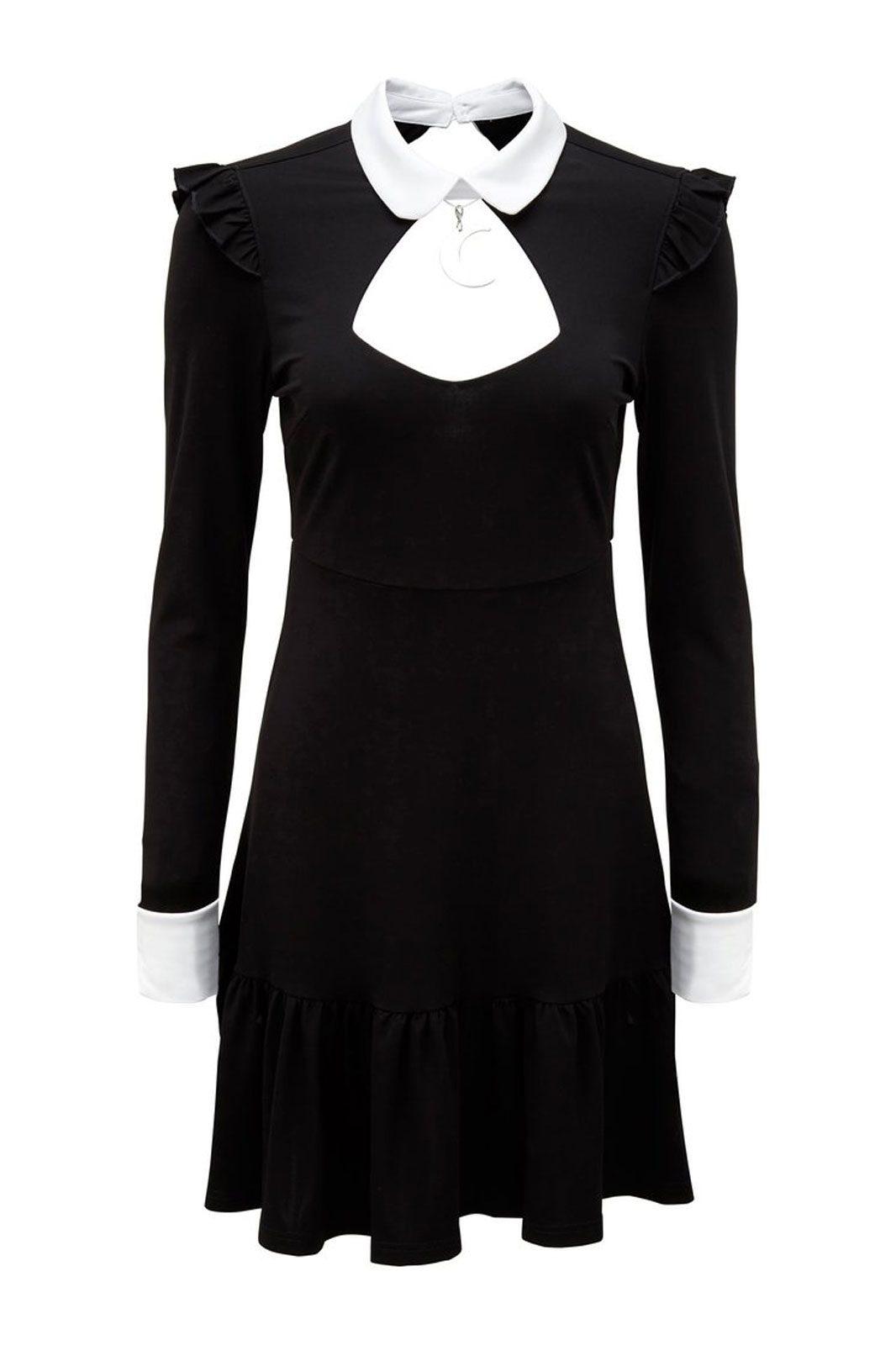 Mystic Mia Collar Dress