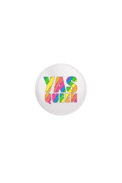 Yas Queen Badge