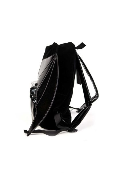 Bat Wing Backpack Side