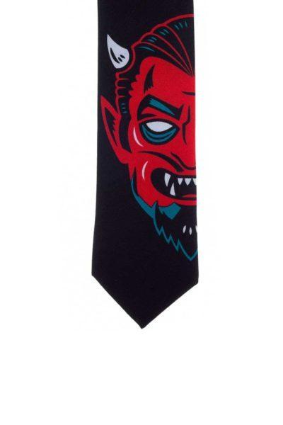 Kustom Kreeps Devil Tie Motiv