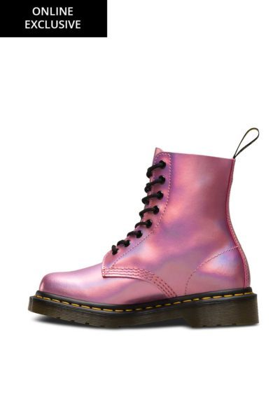 Pascal Iced Metallic Pink