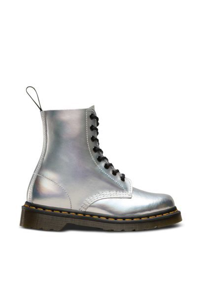 Pascal Iced Metallic Silver