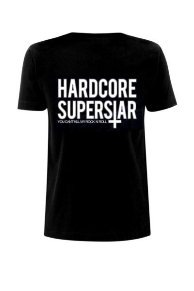 Hardcore Superstar Mercy on Me Tee