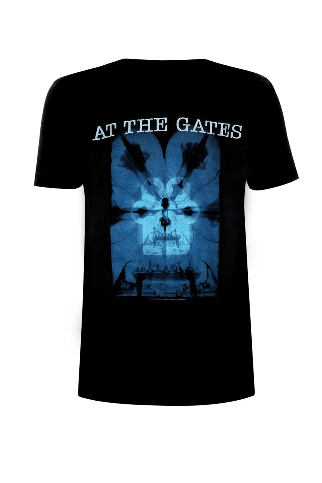 At the Gates Burning Darkness Tee Front