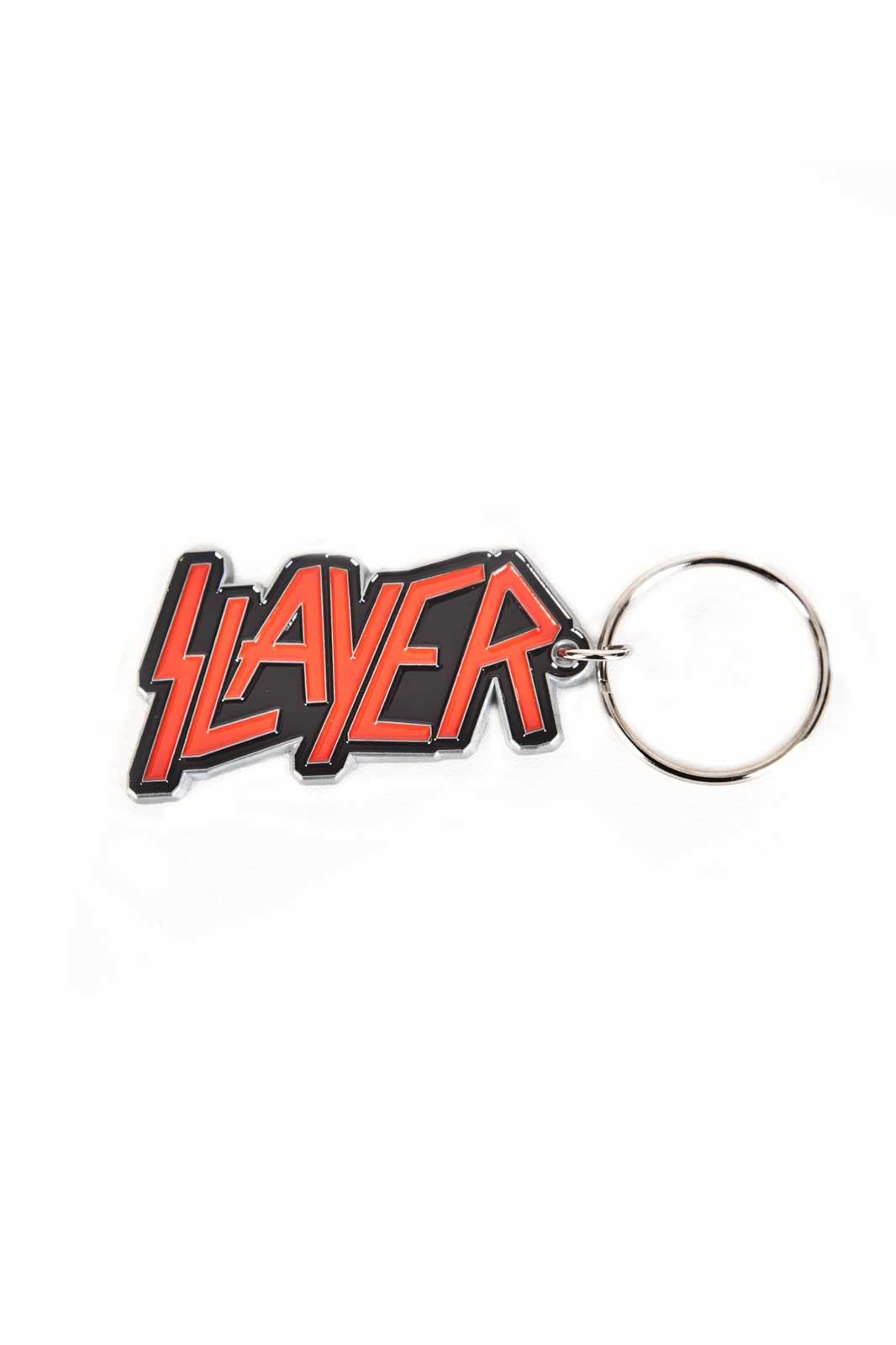 Slayer Keyring