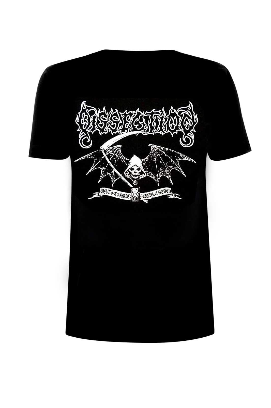 Dissection Reaper Tee Front