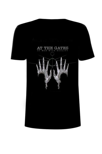 At the Gates At War with Reality Tee