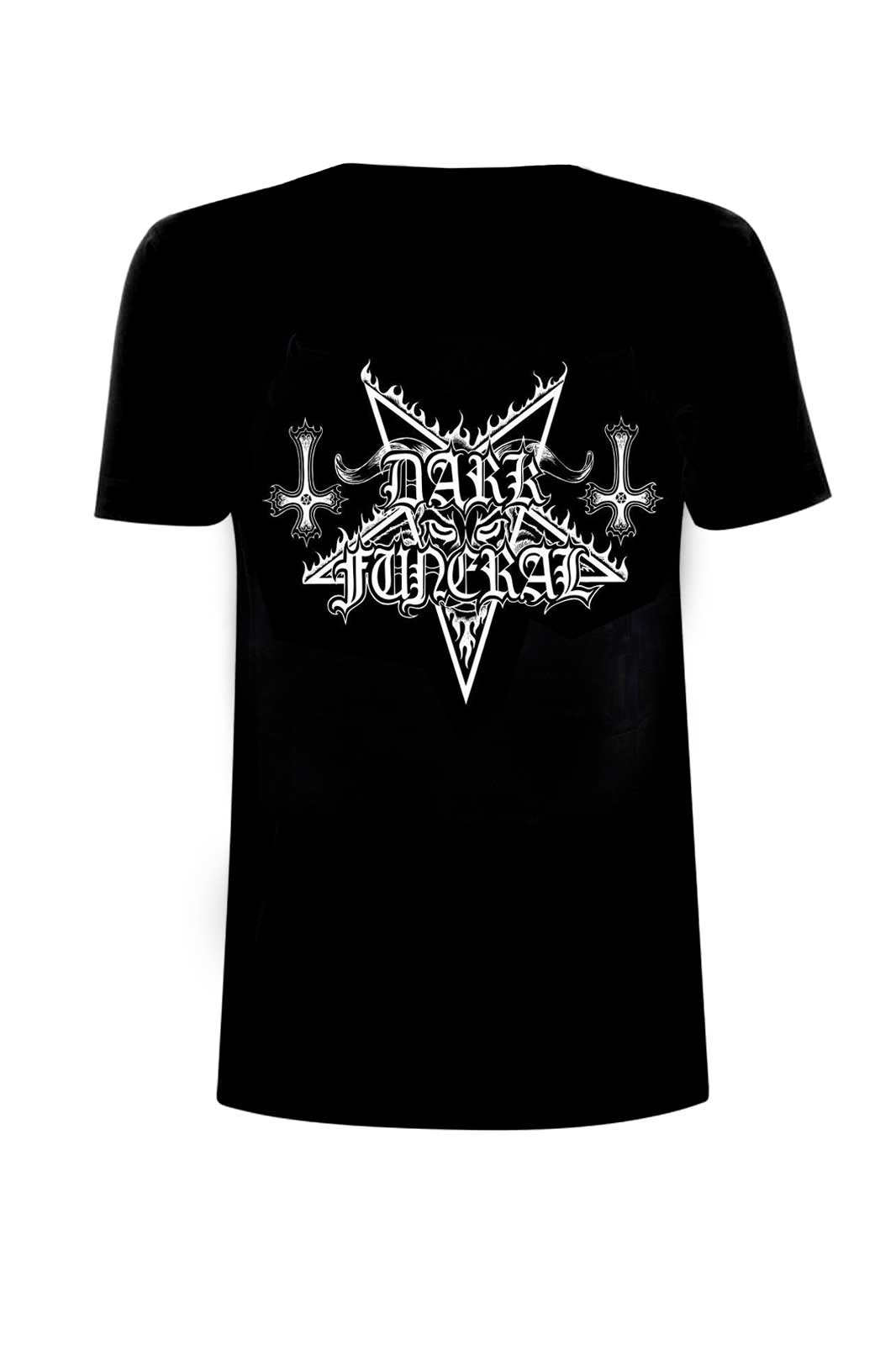 Dark Funeral I am the Truth Tee Front