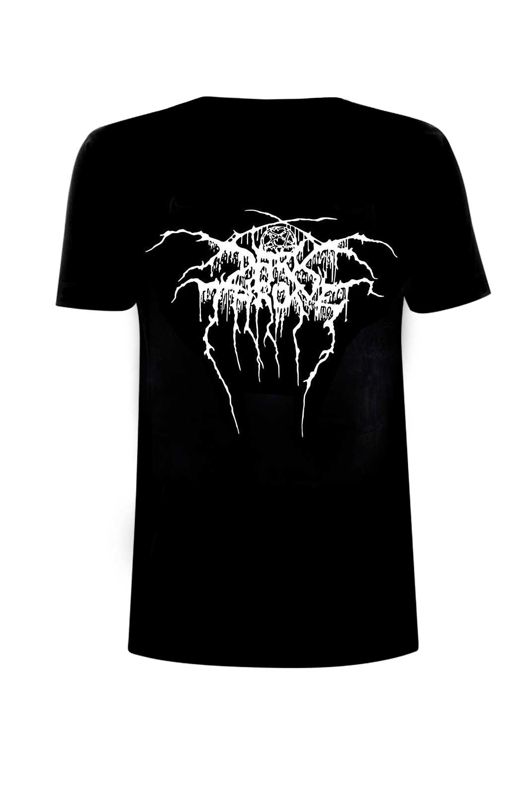 Darkthrone Logo Tee Front