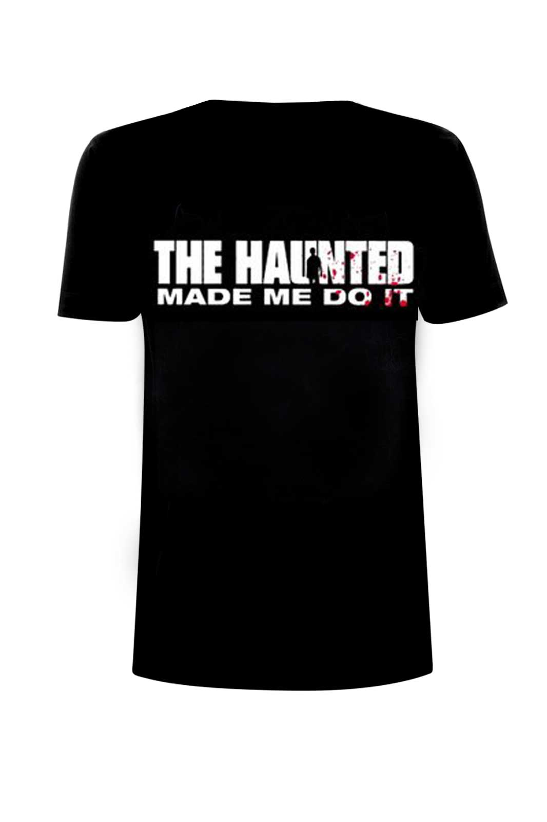 The Haunted Made Me Do It Tee