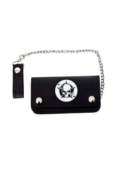 Shock Medium Bi-Fold Wallet Black