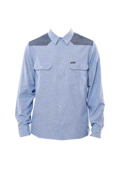 Racing the Street Shirt Blue Front