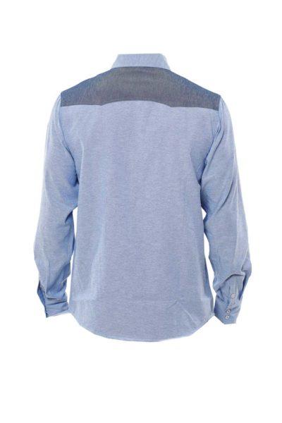 Racing the Street Shirt Blue Back