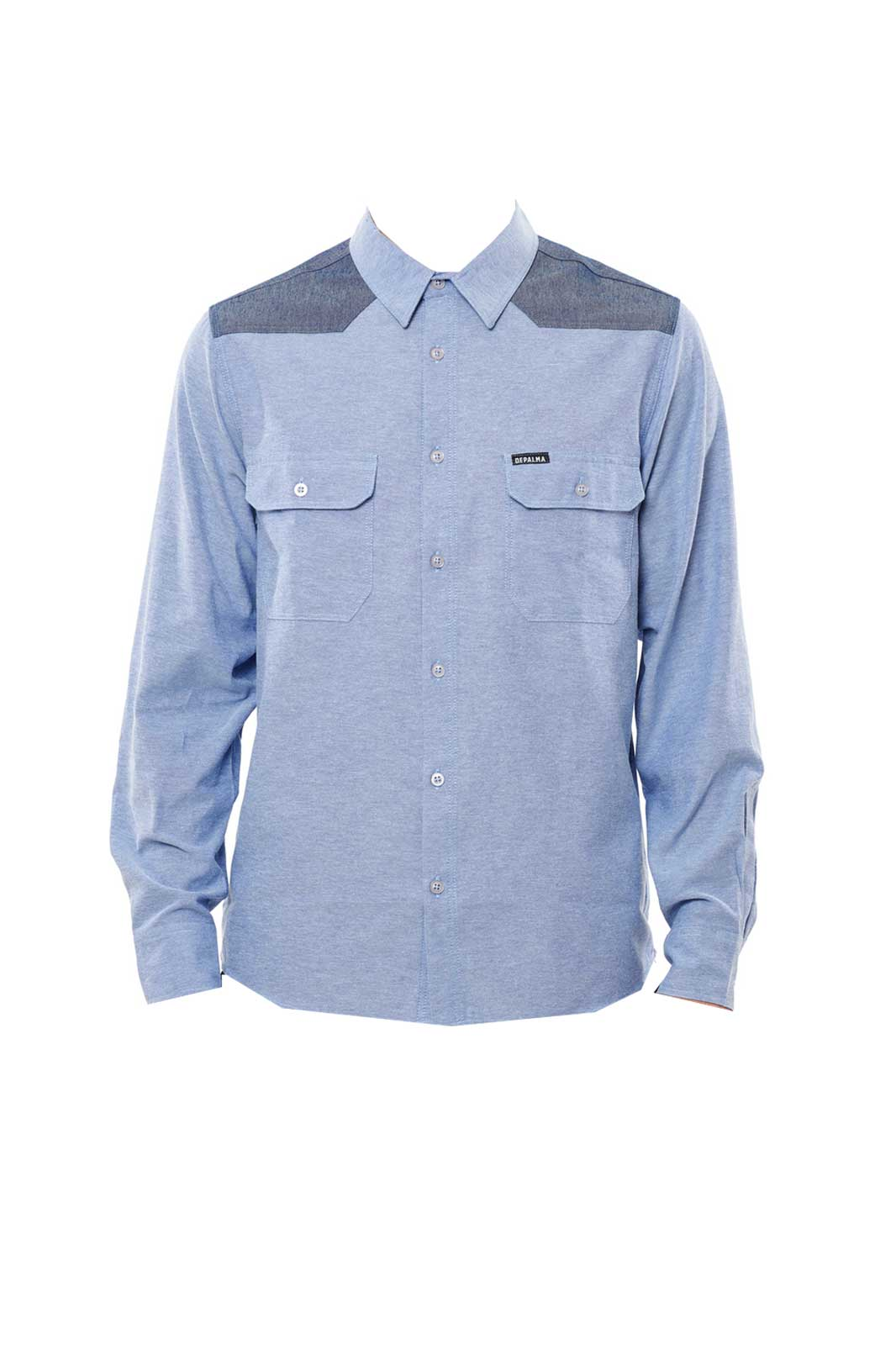 Racing the Street Shirt Blue Front