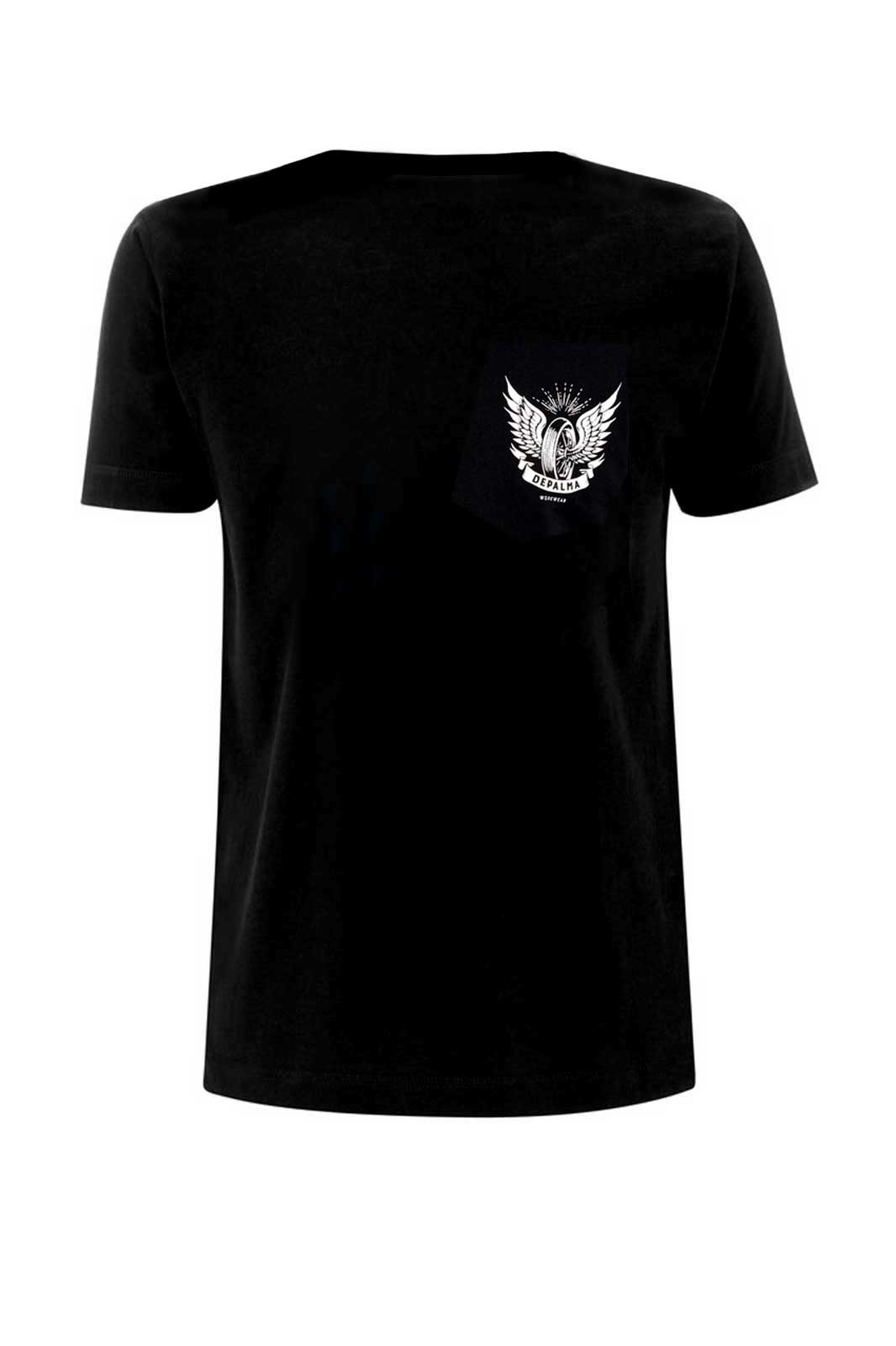 Thunder Road T-shirt Black