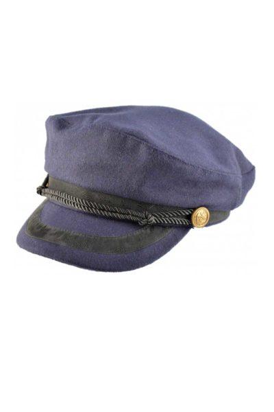 Casual Captains Breaton Cap Blue