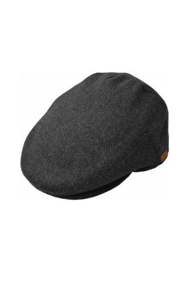 Classic Flat Cap Grey