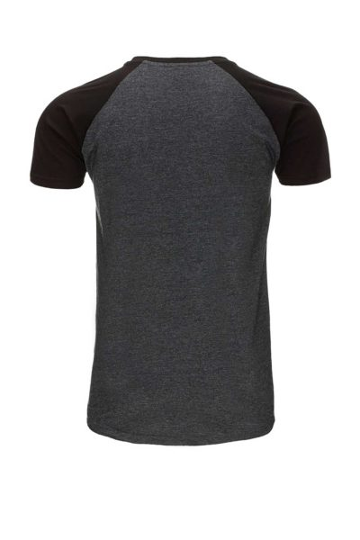 Shaped Raglan Tee Back - Urban Classics