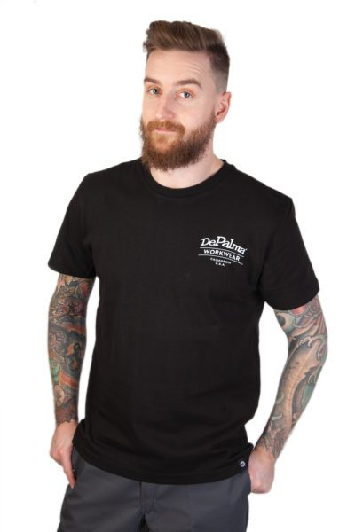 Profile T-shirt Black