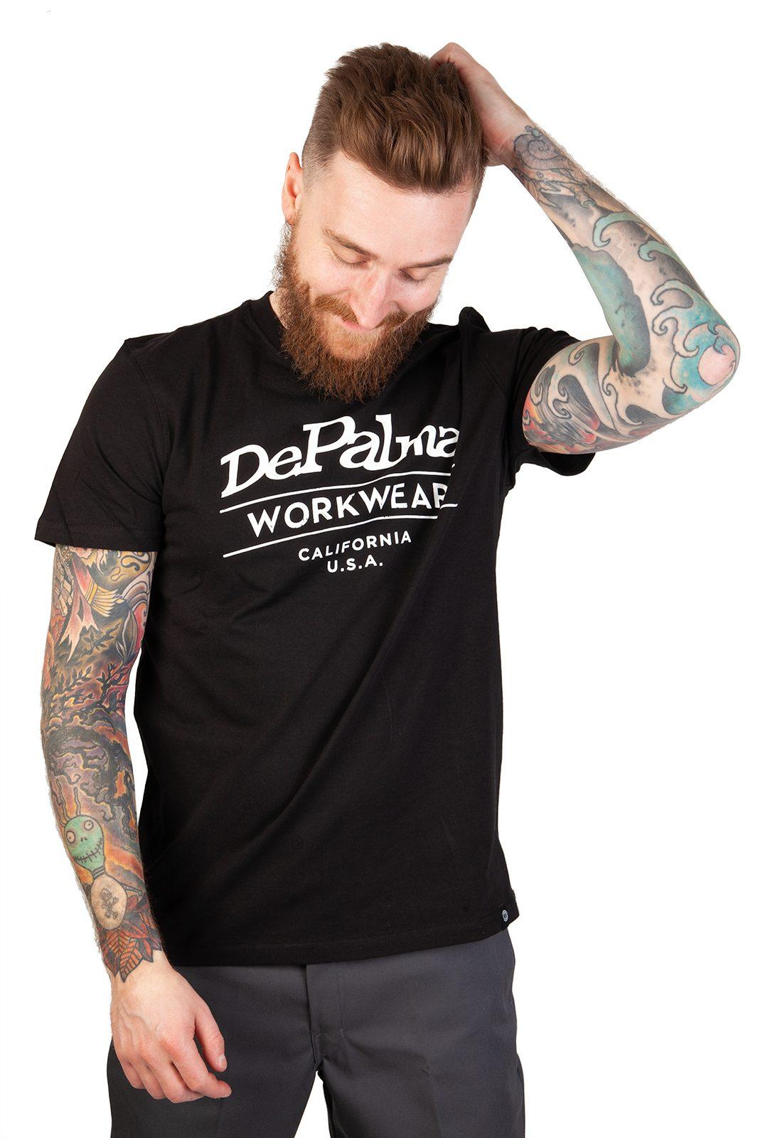 Pony Boy T-shirt Black