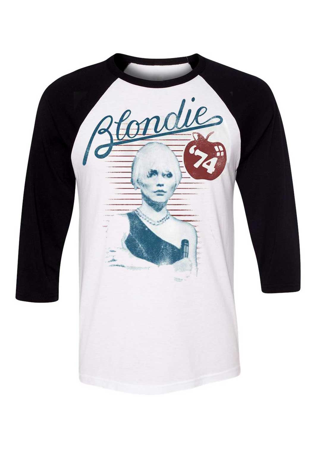 Blondie Teen Baseball Tee