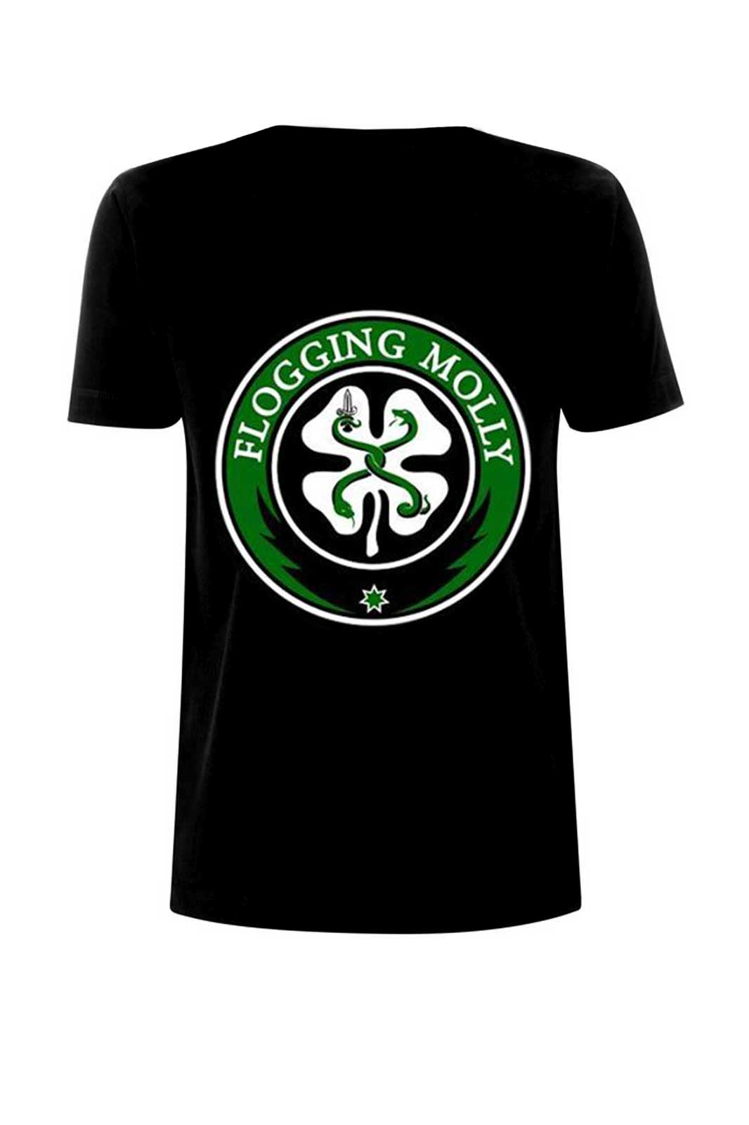 Flogging Molly Tee