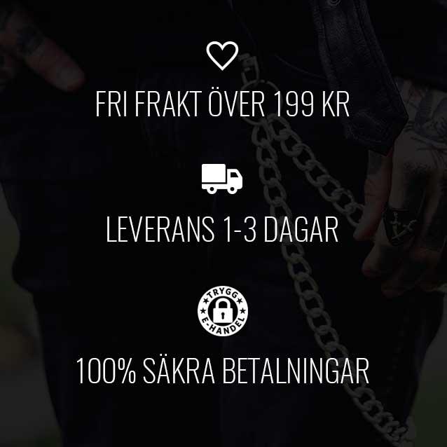 Fri frakt över 199 kr