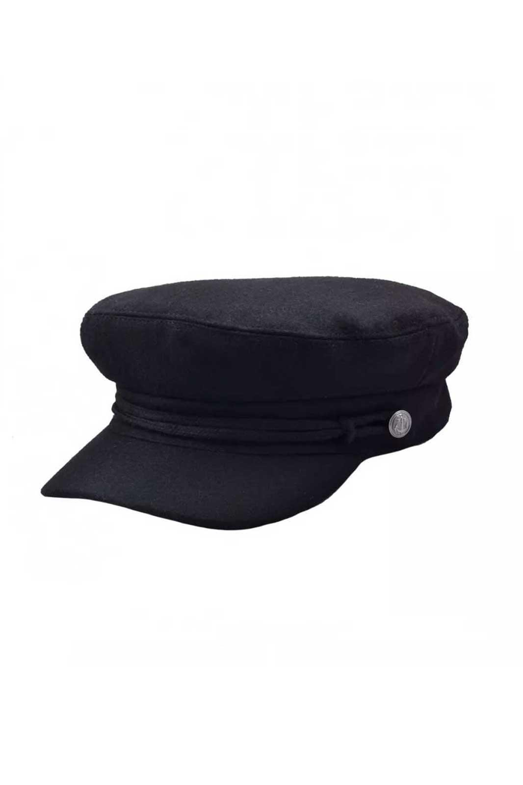 G&H Fiddler Cap Black