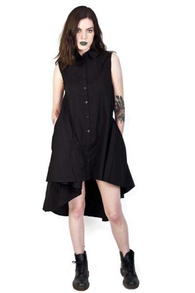 Aino Dress Black Front