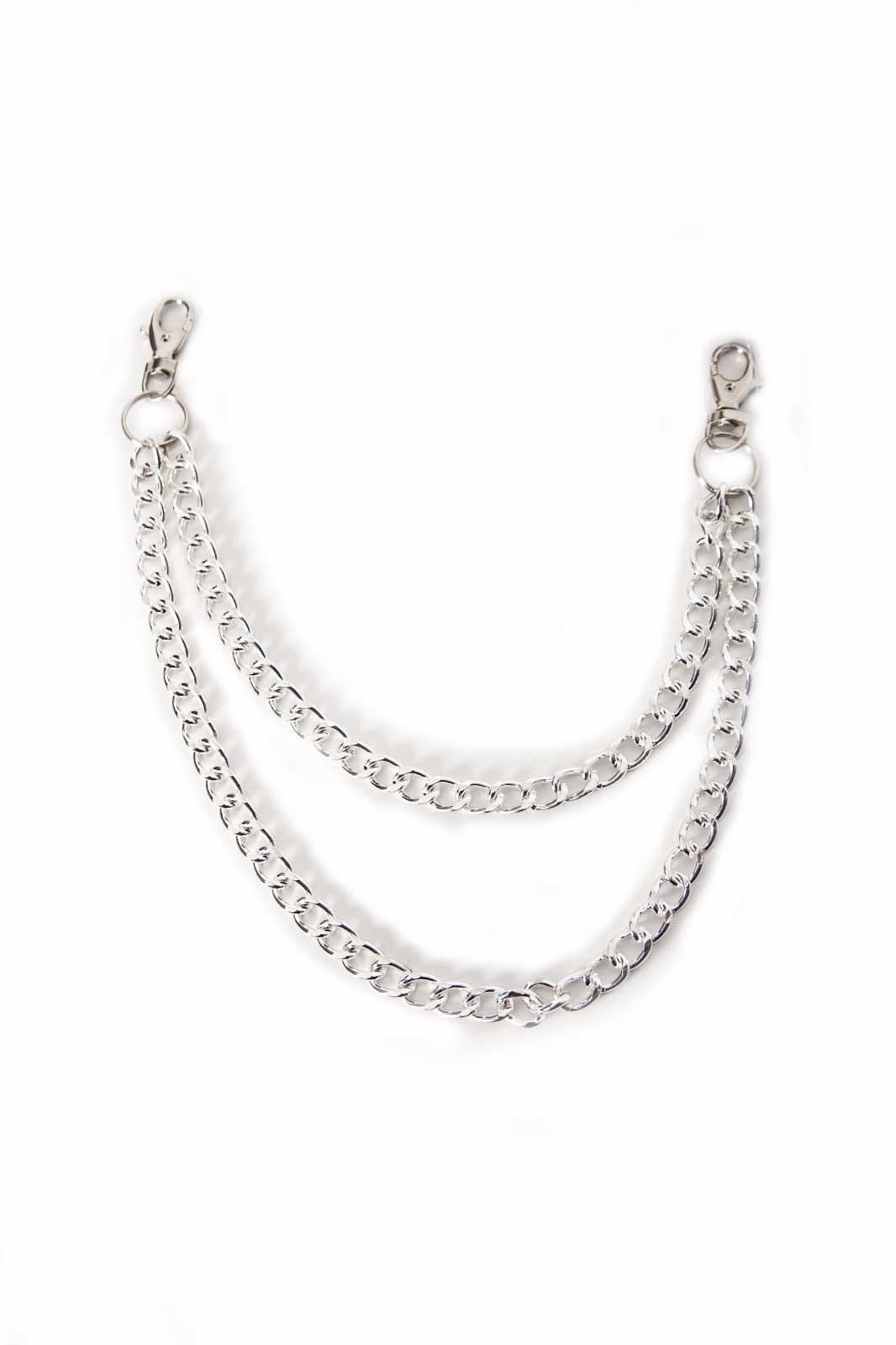Double Diamond Chain