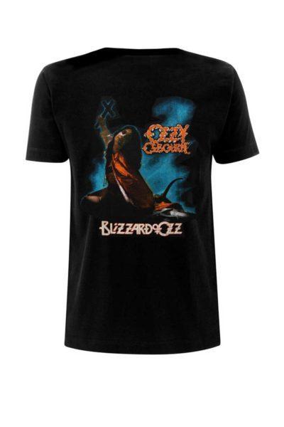 Tee Ozzy Osbourne Black