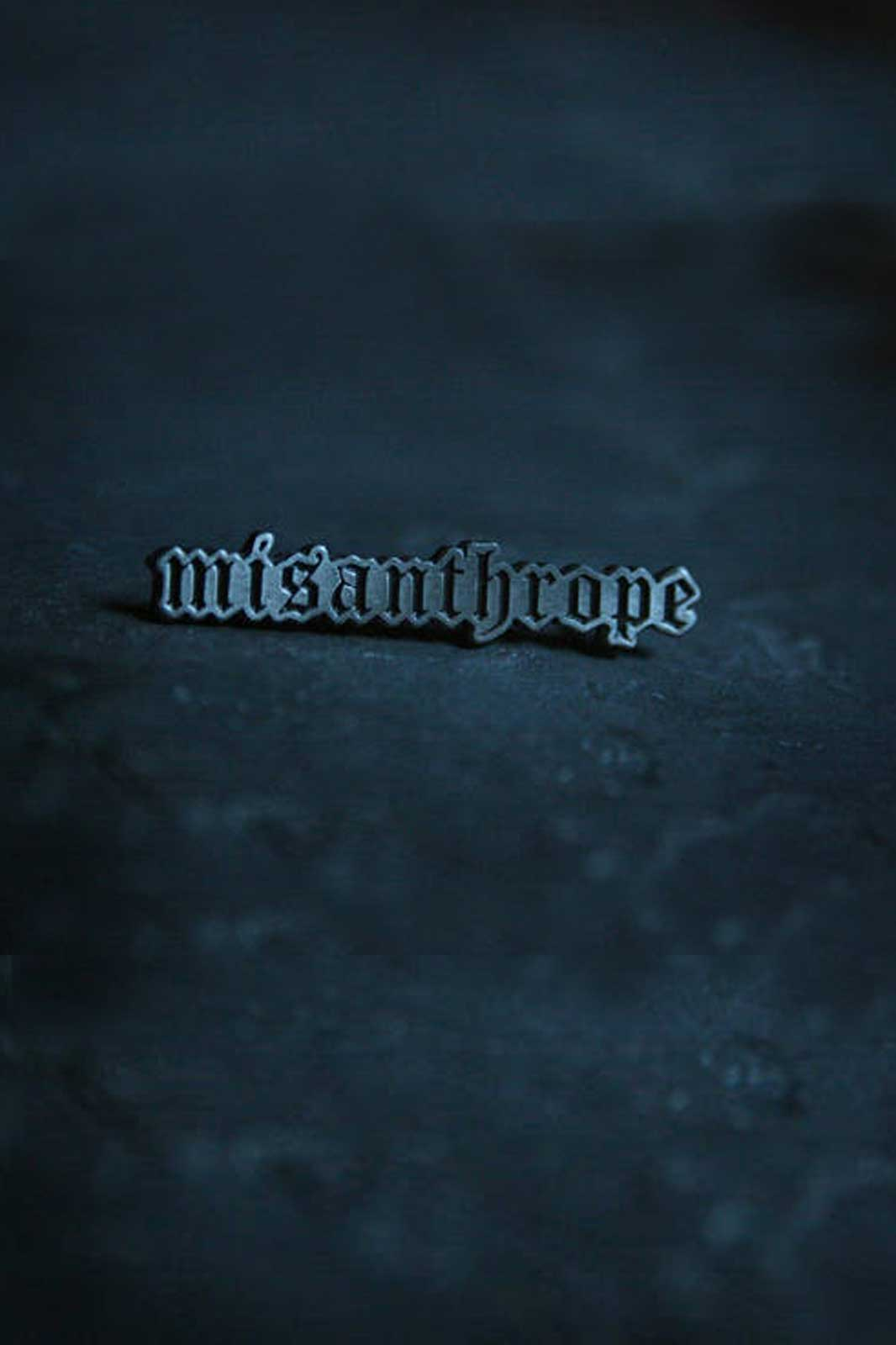 Badge Misanthrope