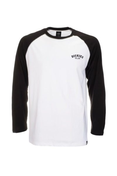 Men's T-Shirt Baseball Black