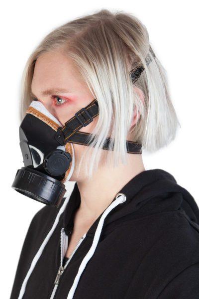 Schutzmaske CM1 Black