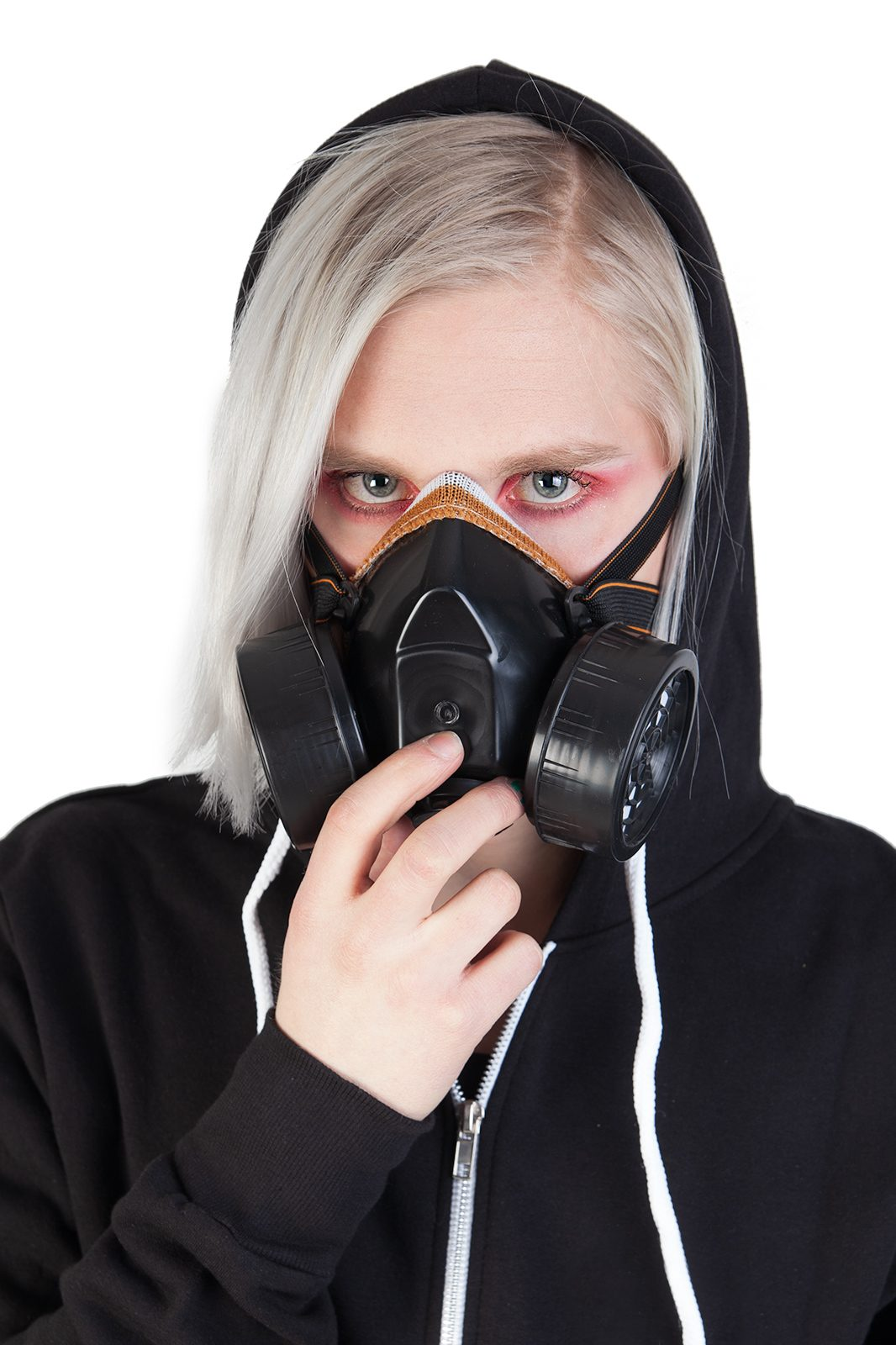 Schutzmaske CM2 Black